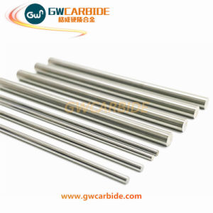 Tungsten Carbide Rod H6 Ground Polishing Surface pictures & photos