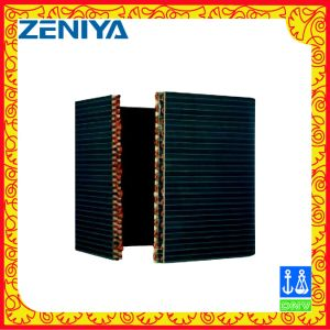 Copper Tube Aluminum Fin Sele-Contained Condenser for Cold Storage pictures & photos