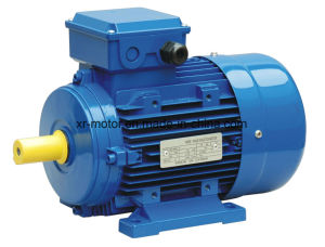 Factory Made Single Phase 2HP Electric Motor pictures & photos