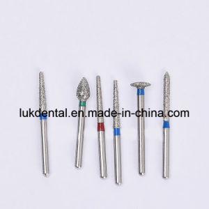 Dental Preparation Burs Porcelain Veneer Dental Burs 24PCS pictures & photos