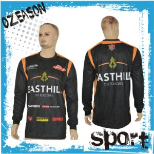 China Custom Cheap Tournament Long Sleeve Fishing Jersey (F018) pictures & photos