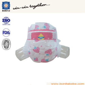 OEM China Wholesale High Absorbent Diapersable Baby Diaper pictures & photos