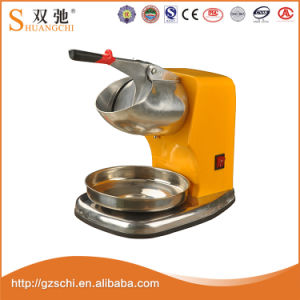 Double Blade Ice Shaver Maker Eco Deluxe Ice Crusher Ice Chopper pictures & photos