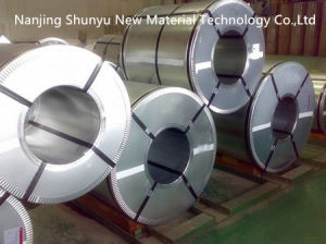 Prepainted Aluzinc Coated Cold Rolled Boron Added Stainless Steel Coil pictures & photos