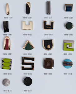 China Manufacturer of Zin Alloy Snap Button pictures & photos