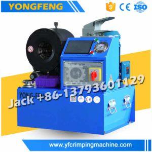 Yongfeng CNC Yjk-80X Hydraulic Hose Pressing Machine