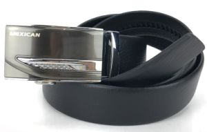 High Quolity Real Leather Top Leather Genuine Leather Men′s Belt Pass BSCI Test, (KB-1610252)
