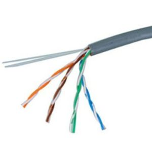 Ce/CCA Certificate UTP Cat5e Network Cable, 305m/Roll pictures & photos