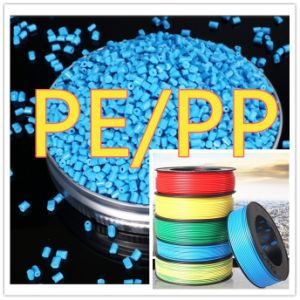 Plastic Masterbatch Granules for Wire and Cable (PE/PP) pictures & photos