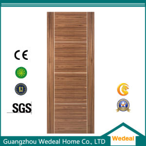 Manufacture High Quality Solid Wooden Veneer Door for Hotels pictures & photos