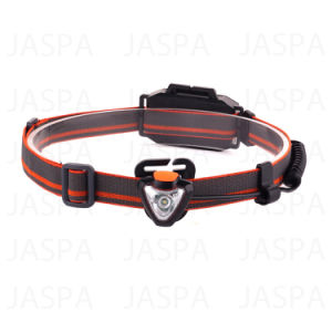 Super Bright ABS 3AAA 3W LED Headlamp pictures & photos