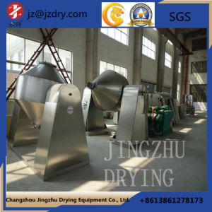 Sell Like Hot Cakes Circulation Double Cone Rotary Vacuum Dryer pictures & photos