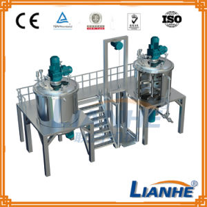 Ce Approved Liquid Soap/Shampoo/Detergent/Lotion Making Mixing Machine pictures & photos