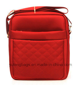 Red Top Shell Laptop Messenger Bag pictures & photos