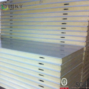 Cold Storage Cheap PU Sandwich Panel for Sale pictures & photos