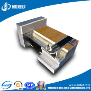 Seismic Floor to Wall Expansion Joint System with Steel Pan pictures & photos