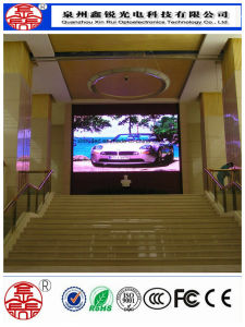 P6 Indoor Advertising LED Display High Quality Full Color Screen pictures & photos