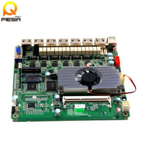Industrial Fanless CPU Mini Itx Motherboard pictures & photos