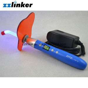 Blue/Orange Color Woodpecker Lux VI Curing Light Unit pictures & photos