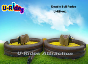 Great Event Double Mechanical Bull Rodeo pictures & photos