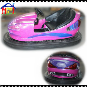 Bumper Car with Classical Design in 14 Headlights and Music pictures & photos
