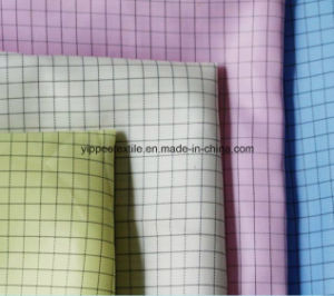 115G/M2 100dx100d Anti-Static Polyester Fabric pictures & photos
