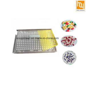 187 Holes Pharmaceutical Machinery Capsule Filler by Hand pictures & photos