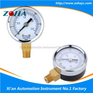 Multi - Purpose General Manometers with Double - Scale pictures & photos