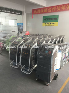 Semi-Automatic A/C Refrigerant Service Station pictures & photos