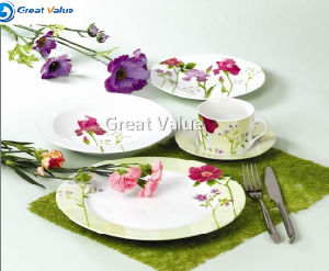 Luxury Kutahya Porcelain for Hotel Banquet pictures & photos