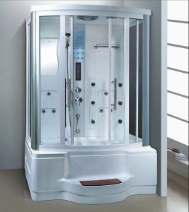 1400mm Rectangle Steam Sauna with Bathtub (AT-GT8836F) pictures & photos