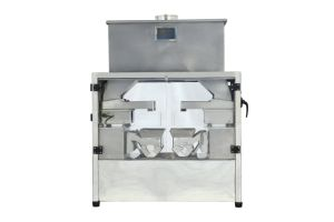 Nuoen Eight Stations Automatic Weighing Machine for Particles/Powder pictures & photos