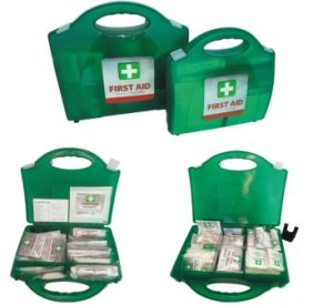 Workplace First Aid Kits Large/Medium Workplace Emergency Kit pictures & photos