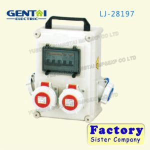 Single Phase Industrial Waterproof Movable Distribution Box pictures & photos
