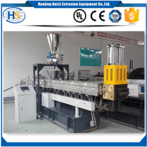 Tse-65 High Capacity PP/PE/ABS/Pet/PVC Recycling Plastic Granulating Production Line pictures & photos