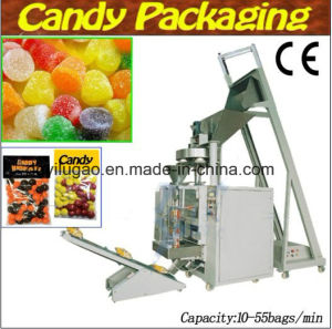 Candy Sweets Desserts Fruit Candy Coffee Candy Packing Machine (CZ-880) pictures & photos