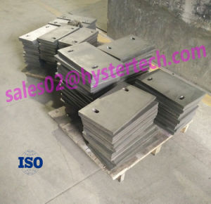 63HRC Laminated Wear Resistant Materials Wear Parts Wear Plate pictures & photos