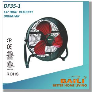 "22"" High Velocity Drum Fan with Powerful Motor pictures & photos"