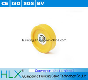 Plastic Wheels Plastic Skate Conveyor Wheel pictures & photos