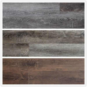 Rustic Wood Surface High Quality EU Standrad Vinyl Floor pictures & photos
