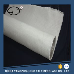 Checked Fiberglass Cloth pictures & photos