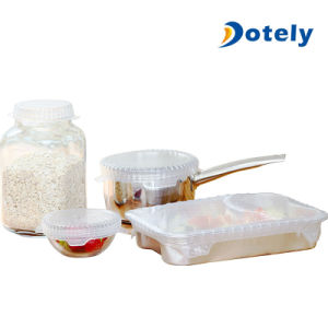 Food Safe Silicone Stretch Lids for Bowl pictures & photos