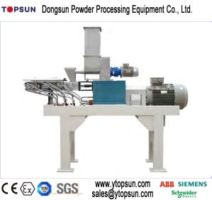 Professional Design Powder Coating Extruder pictures & photos