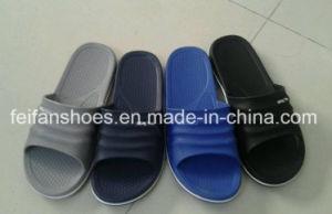New Arrival Sansals Men′s Casual EVA Slippers Wholesale (FFMXD0218-01) pictures & photos