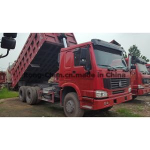 2015 Model Used HOWO Dump Truck 6*4 371HP pictures & photos