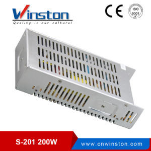 201W S-201 Series Constant Voltage LED Driver Switching Power Supply pictures & photos