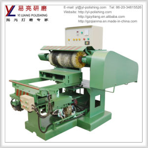 Automatic Single Shaftarc Brass Metal Polishing Machine for Stainless Steel/ Hinges /Fork/Razor pictures & photos