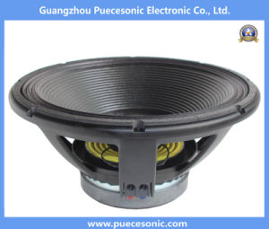 18inch Professional Loudspeaker Woofer pictures & photos