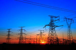 Power Transmission for Steel Pole Tower pictures & photos