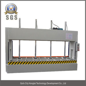 Automatic Woodworking Hydraulic Cold Press Machine